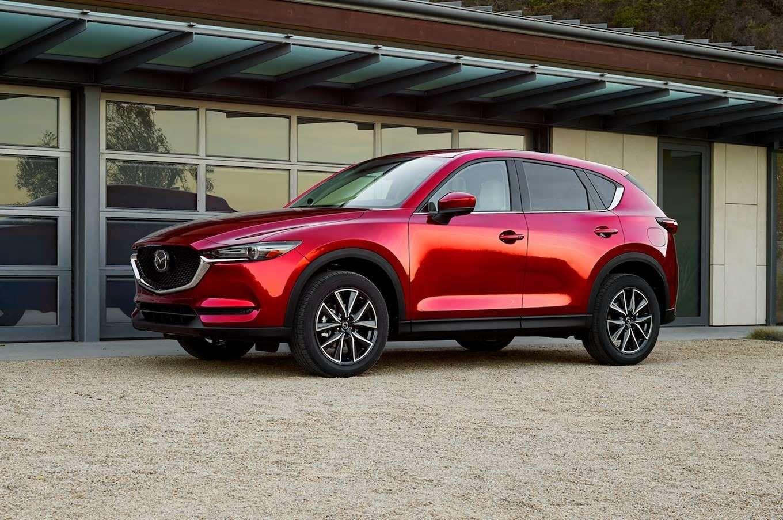 Motor Trend Staff Mazda, Turbo motor, Mazda cx5