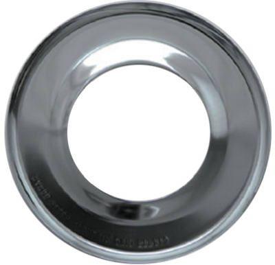 6 7 8 Quot Chrome Round Gas Drip Pan Quot H Quot Series Fits Most