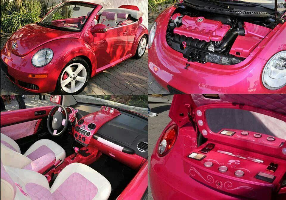 cute little girly car