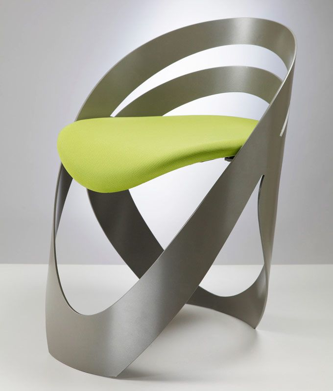 Marvelous Cool Modern Chair Made Of Aluminum   Nábytek , Lustry   Pinterest   Modern  Chairs, Modern And Contemporary Chairs