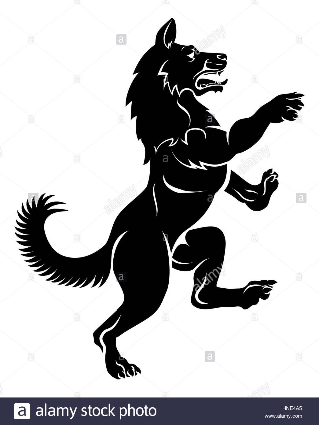 Pin on Wolf Look For Men