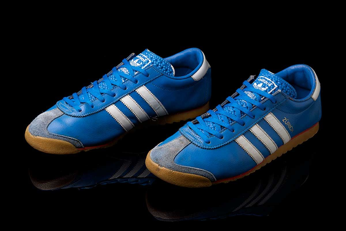 brand new 110b4 1f6a8 adidas Zürich Introduced as part of the vast City Series and virtually  remaining true throughout its 39 years, the adidas Zürich remains a sure  fire classic ...