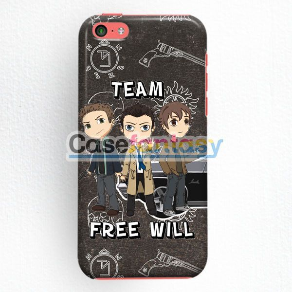 Supernatural Symbols iPhone 5C Case | casefantasy