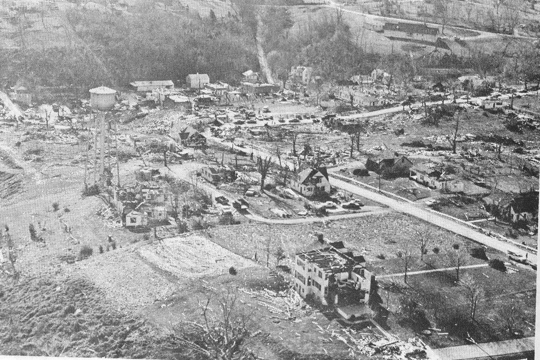 Pin By R Faith Smith On April 3rd 1974 Tornadoes Historical