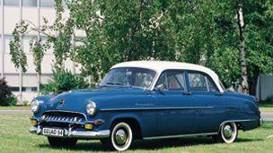 Opel - 1953 - Opel Kapitän, 1953–1955.