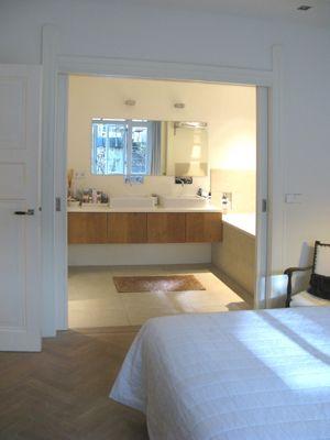 badkamer en suite | Eigen werk | Pinterest | Bedrooms, Bath and ...