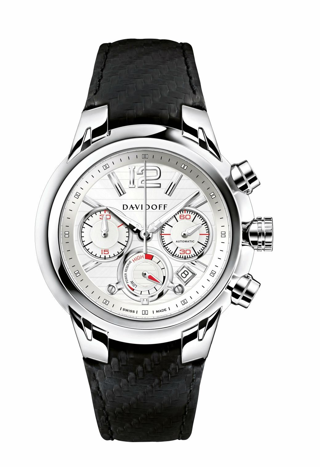 Davidoff - Velero Power Reserve Chronograph watch