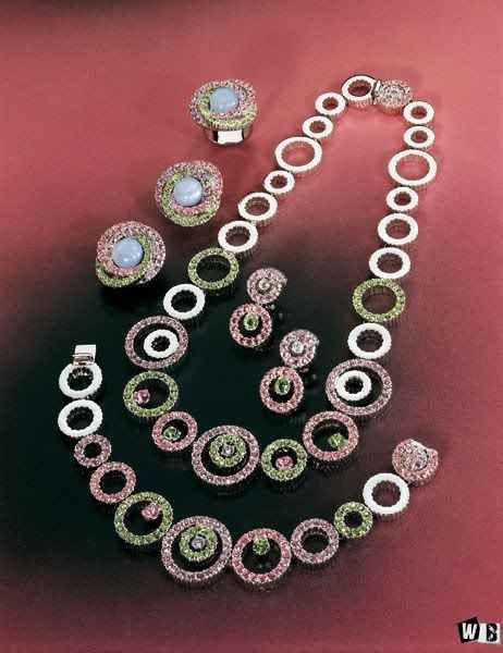 صور اجمل الاكسسوارات اطقم اكسسوارات تهوس Fashion Earrings Jewelry