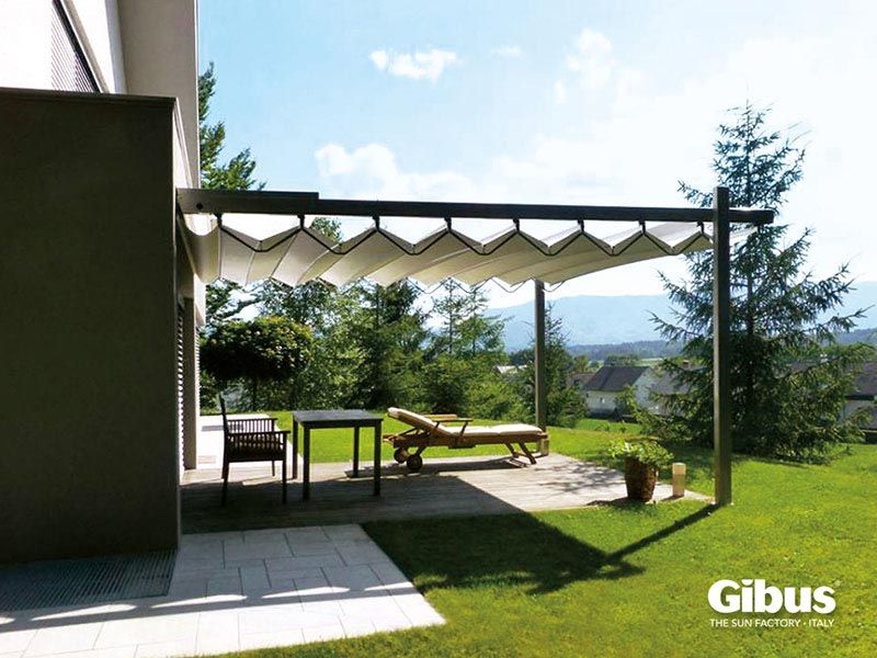 Retractable Canvas Pergola Cover Pergola In 2019