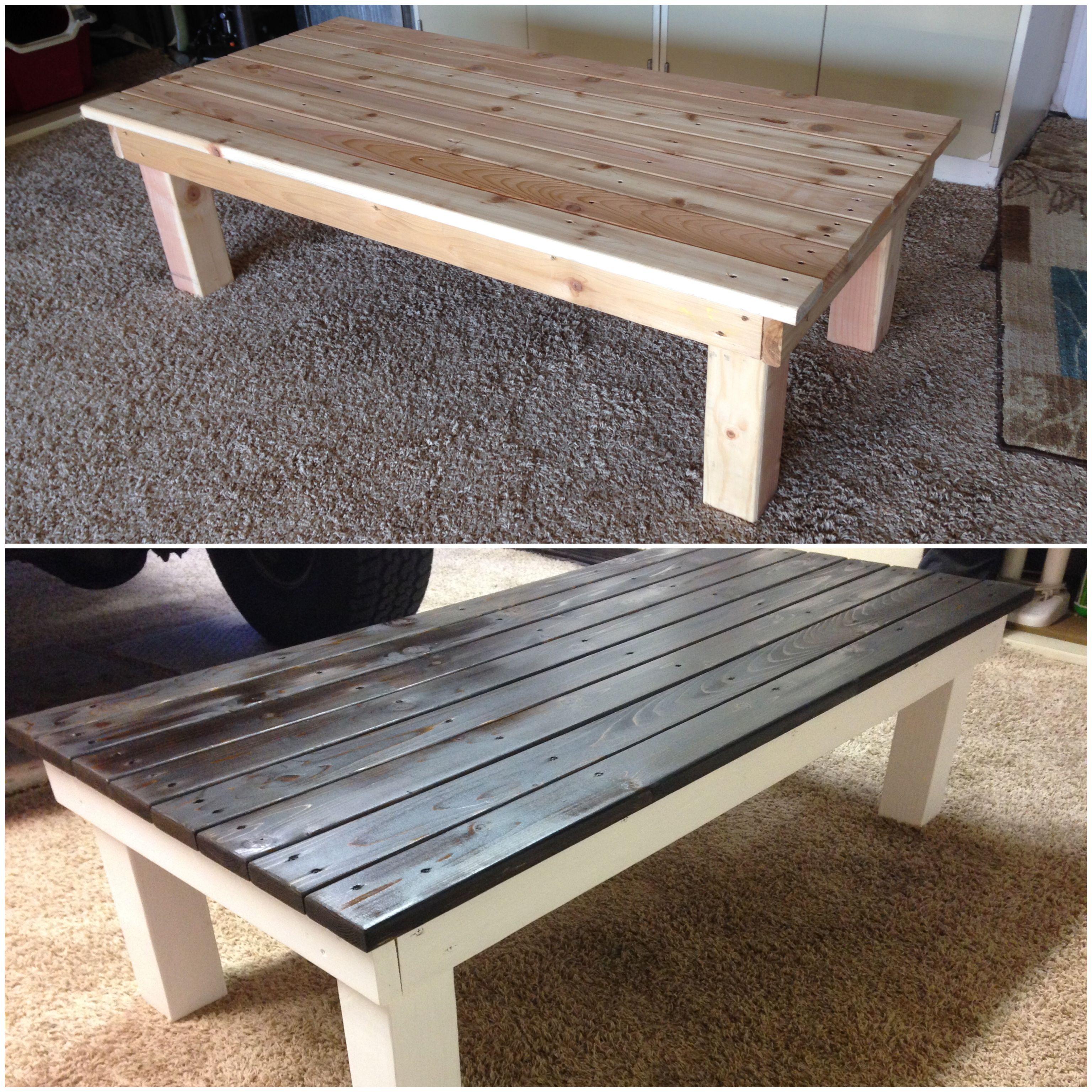 Diy Cedar Coffee Table Coffee Table Table End Tables