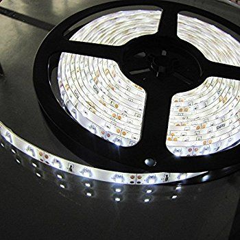 Triangle Bulbs Cool White Led Waterproof Flexible Strip Light T93007 1 1 Pack 25 Watt 300 35 Led Strip Lighting Strip Lighting Flexible Led Strip Lights