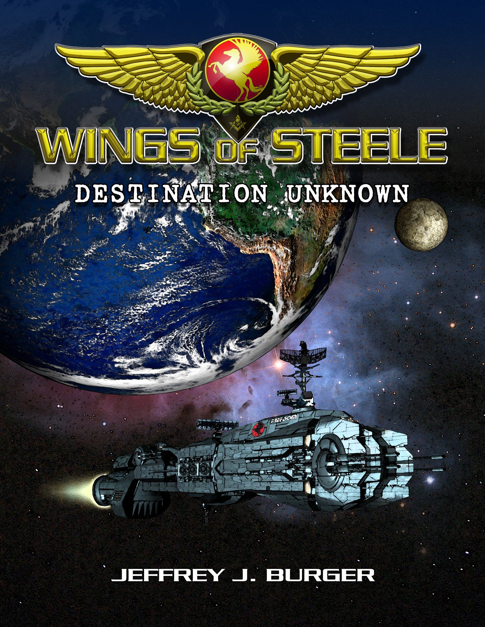 Wings Of Steele  Destination Unknown (book 1):amazon:kindle Store