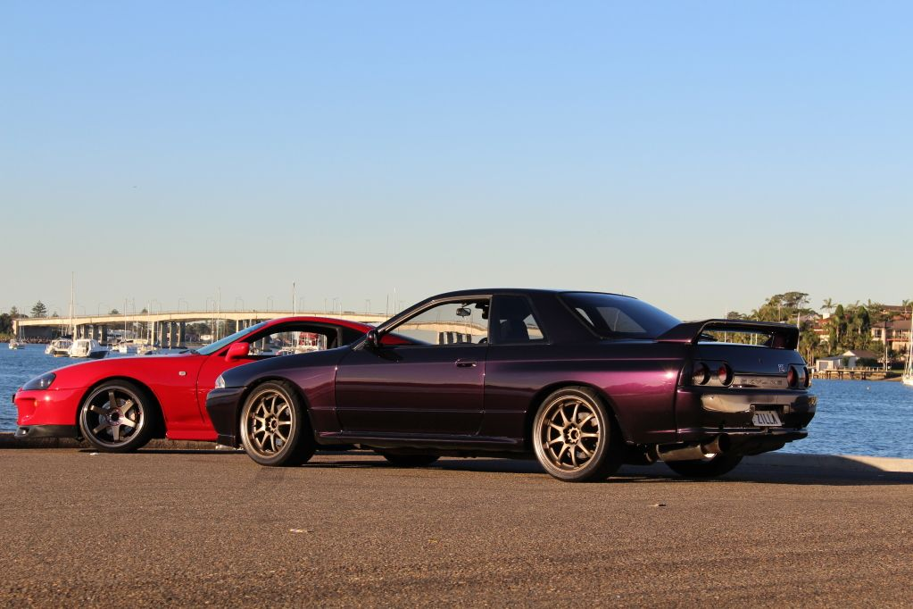 Midnight Purple R32 R32 gtr, Import cars, Car colors