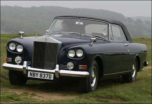 The 100 Most Beautiful Cars 80 61 Telegraph Beautiful Cars Rolls Royce Rolls Royce Silver Cloud