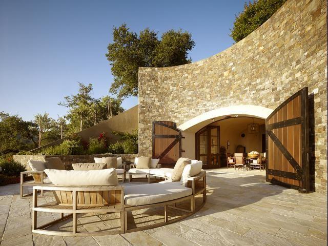 Soda Canyon Residence Napa Valley Ca Bar Architects