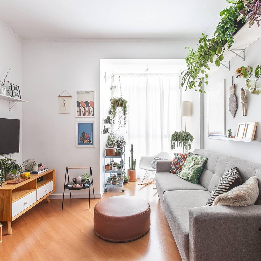 sala de estar pequena 80 projetos funcionais elegantes e