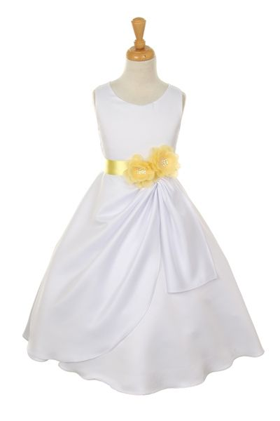 1000  images about Daisy themed flower-girl dresses on Pinterest ...