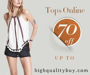 Fashion Women's Tops Online