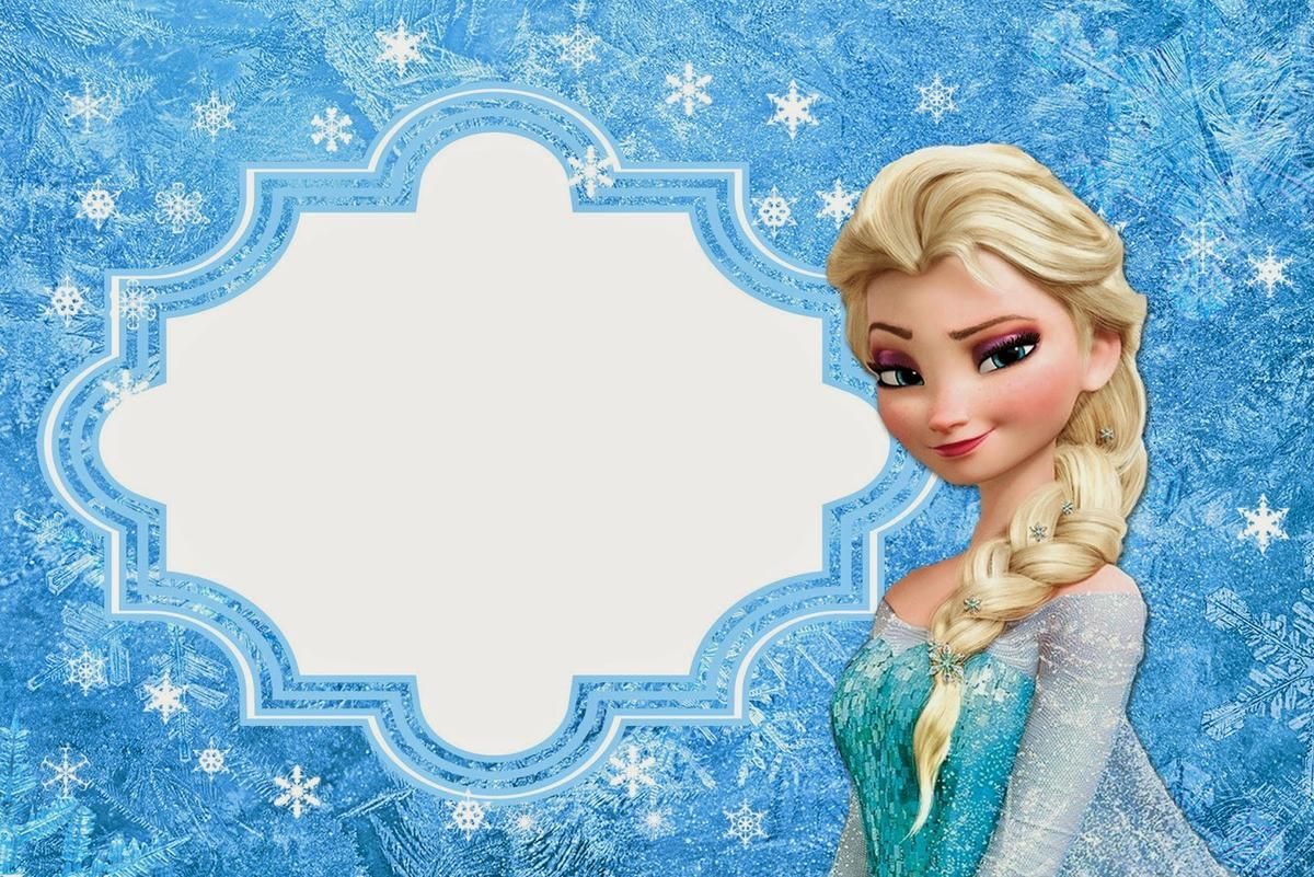 Fiesta de cumpleaos temtica frozen ideas para cumpleaos frozen free printable cards related images to frozen birthday party invitation template free related posts to frozen birthday party invitation template filmwisefo