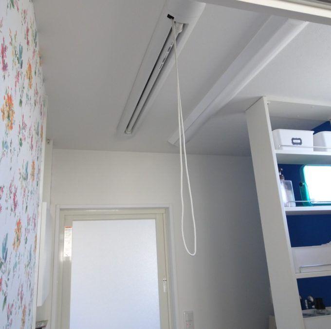 1階アクセントクロスまとめリビングは人気のグレートイレは大人