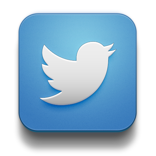 Twitter - 1 icon by Christophe Tauziet #icon #design #free ...