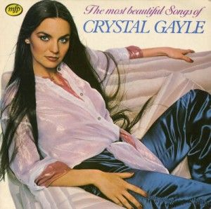 Crystal Gayle Album Cover Of Quot The Most Beautiful Songs