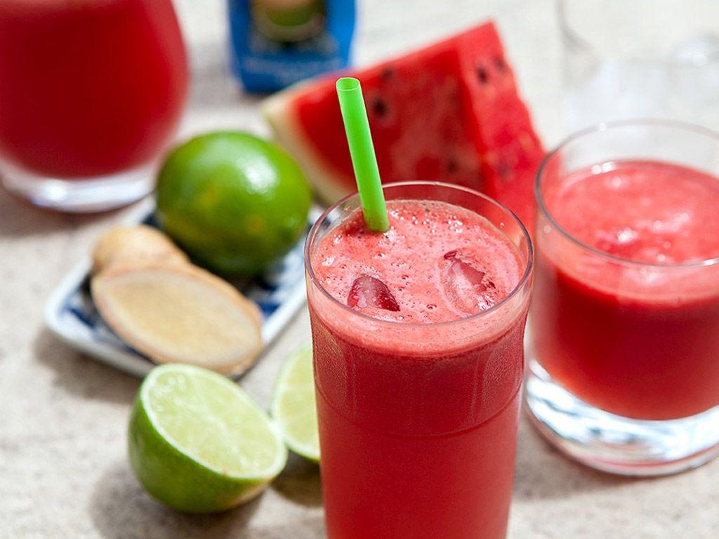 Resultado de imagem para suco refrescante de melancia