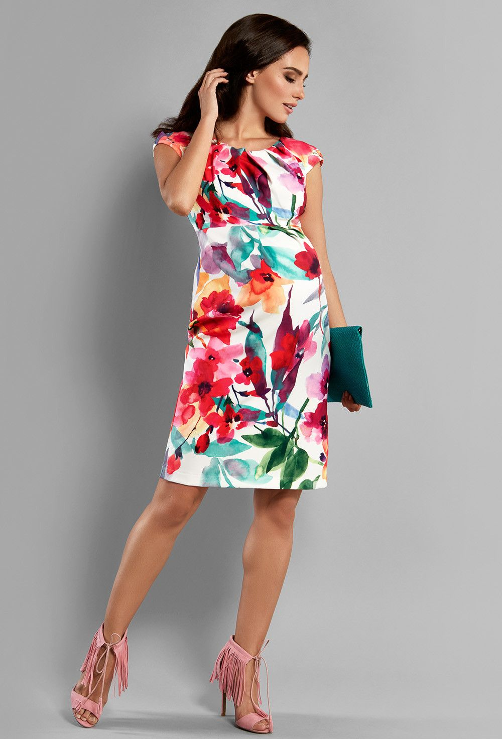 Think spring races or garden themed anything we love this think spring races or garden themed anything we love this maternity dress simply for ombrellifo Image collections