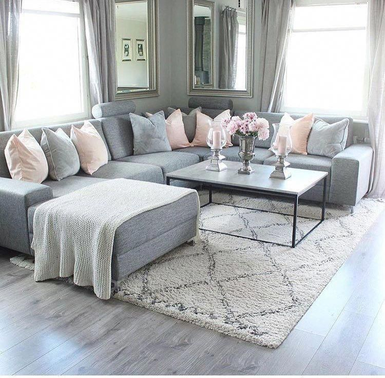 Grey Couch Black And White Coffee Table Baskets Underneath Entry Half Homedecorlivingroom