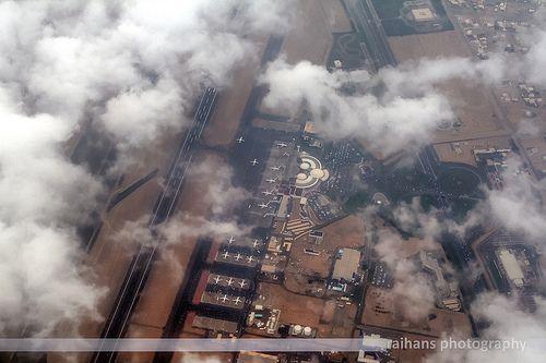 Sharjah International Airport SHJ/OMSJ, Sharjah, UAE