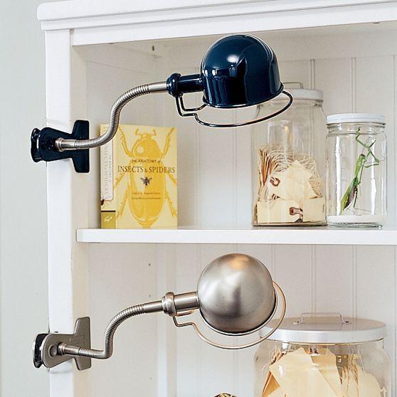 Hi Light Clip Clips Headboard Lamp Lighting