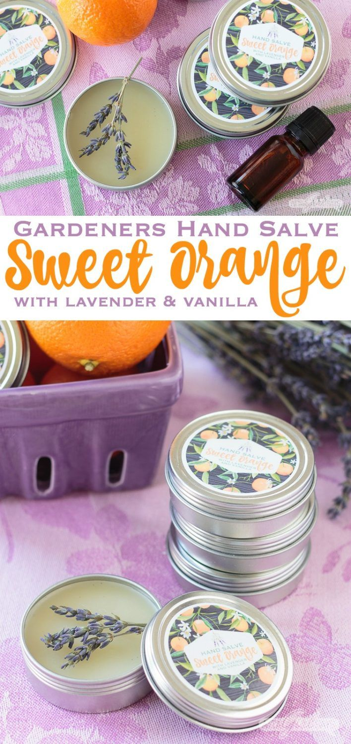 Healing hand salve DIY   You can do a lot of things with essential oils to promote natural living and a zero-waste lifestyle. Learn how to make a variety of homemade products using essential oils with these DIY tutorials. #essentialoils #naturalliving #zerowaste #ecofriendlyliving