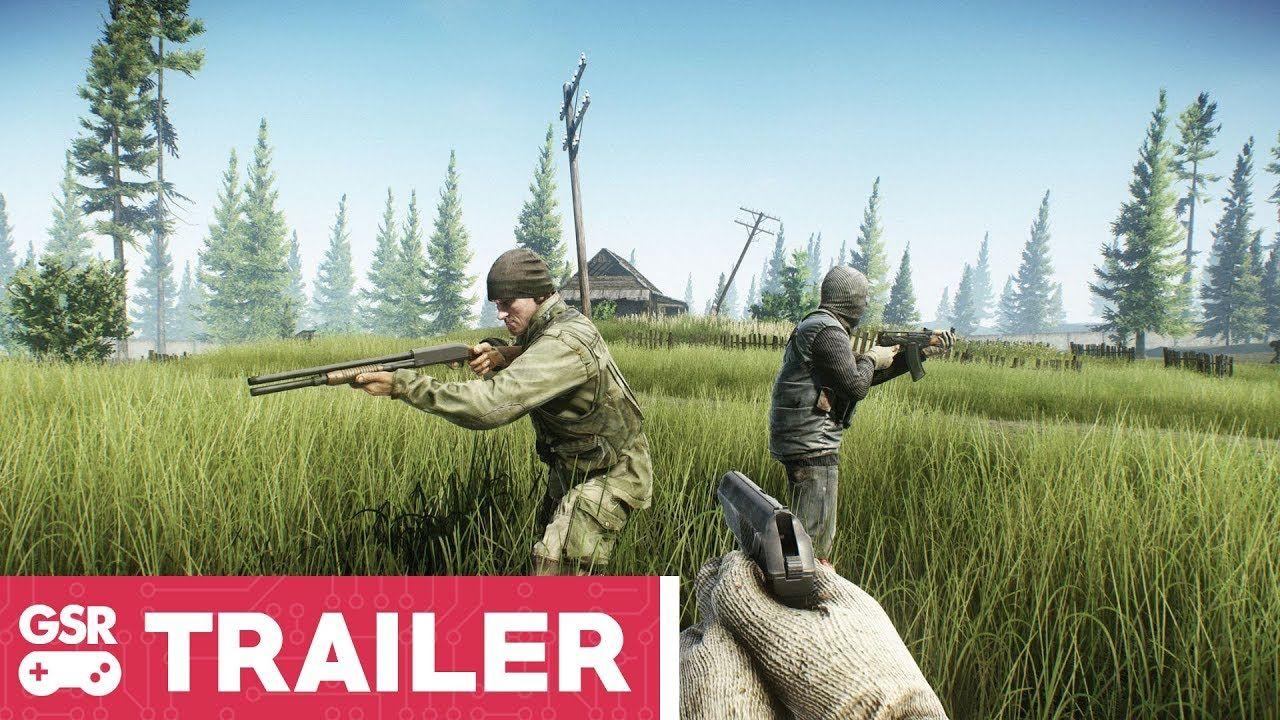 Escape from Tarkov Closed Beta Gameplay