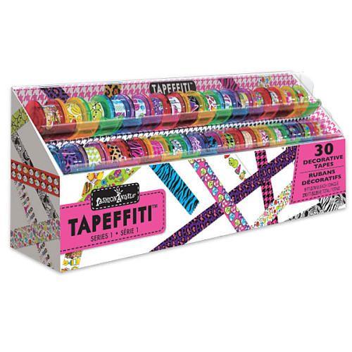 Fashion Angels Tapeffiti 30 Piece Caddy Fashion Angels Toys R Us Decorative Tape Fashion Angels Kids Toy Store