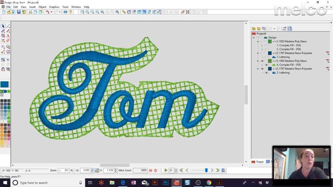 Primer Stitch Stitch Primer Machine Embroidery