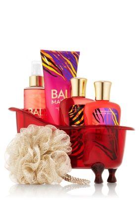 Bath Body Work Signature Collection Splish Splash Gift Set Bali