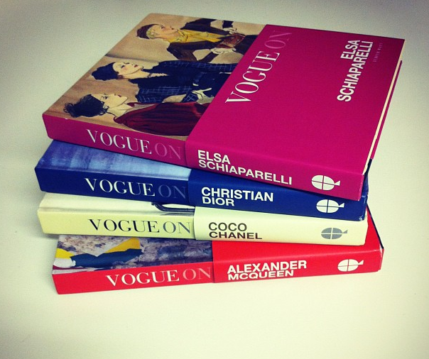Vogue on Designers: The must read fashion book series