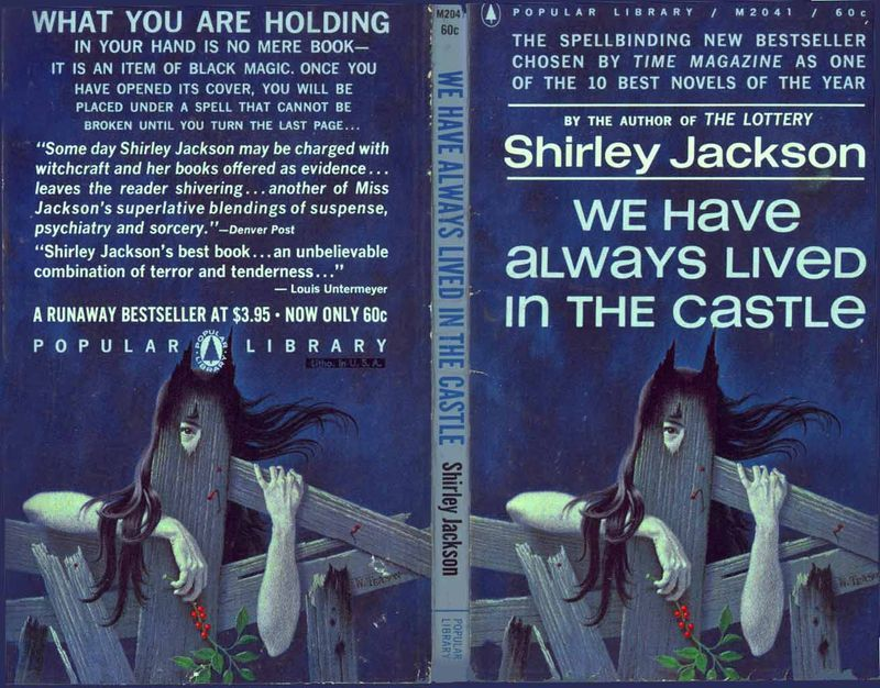 We have always lived in the castle love this author and should we have always lived in the castle love this author and should be getting this exact cover in a paperback version of this story by shirley jackson fandeluxe Images