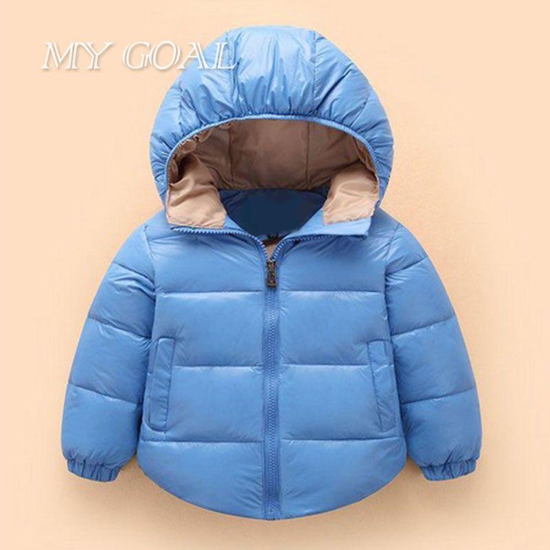 860111675 Winter Baby Coats Snowsuit Cotton Girls Coats And Jackets Newborn ...