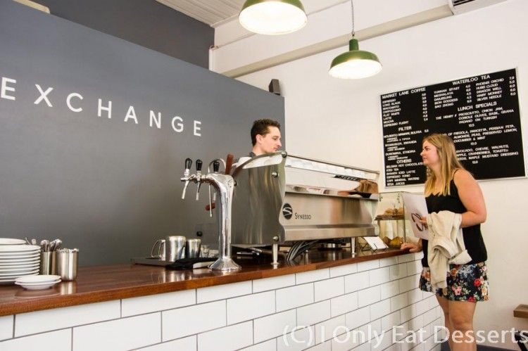 Exchange Specialty Coffee