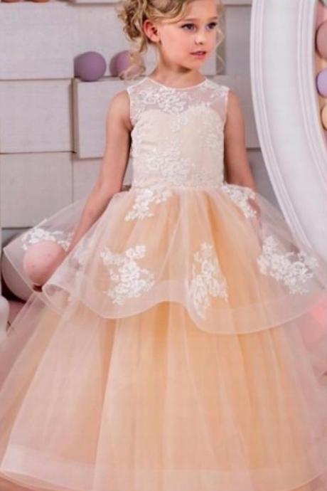 b6233c46e033 Flower Girl Dress