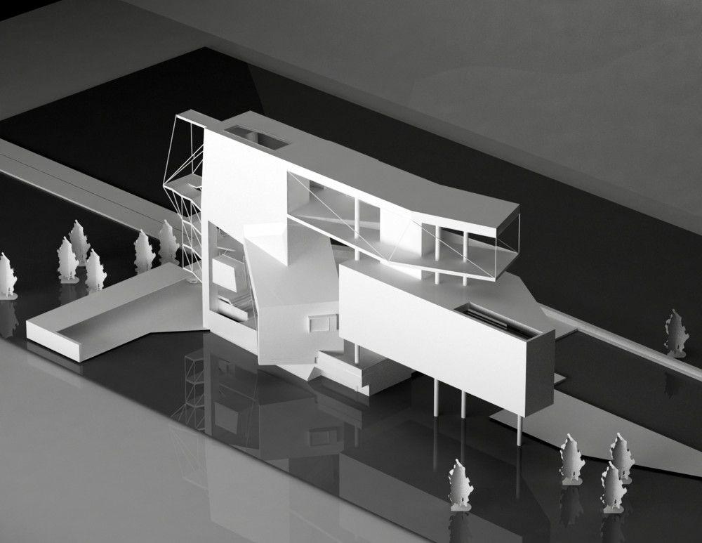 URBAN OFFICE ARCHITECTURE | RESIDENTIAL | AVIATOR'S VILLA