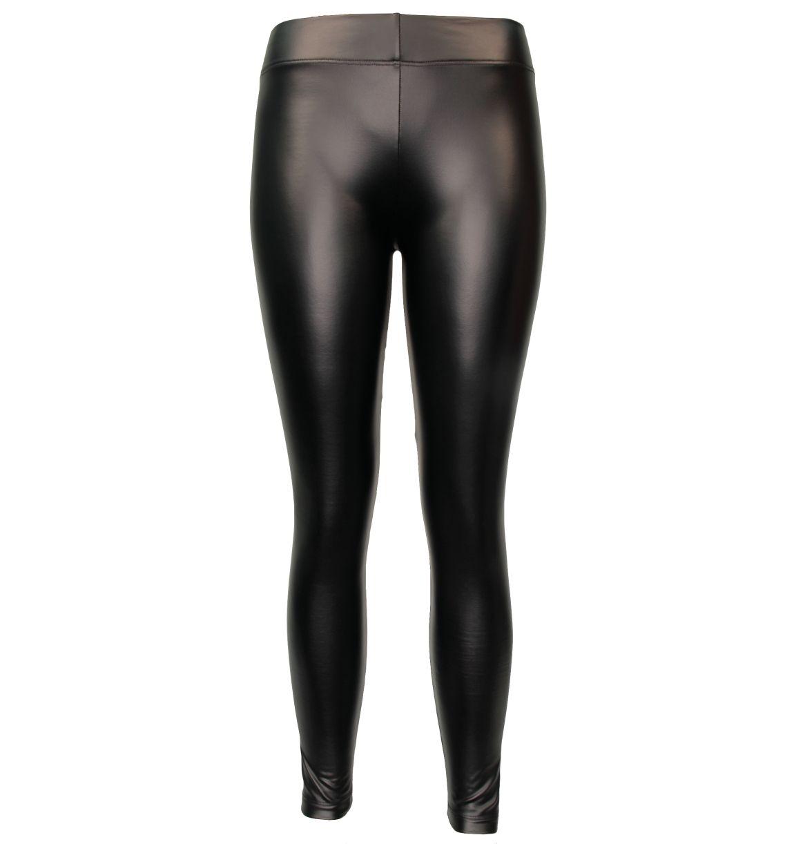Leatherette Legging