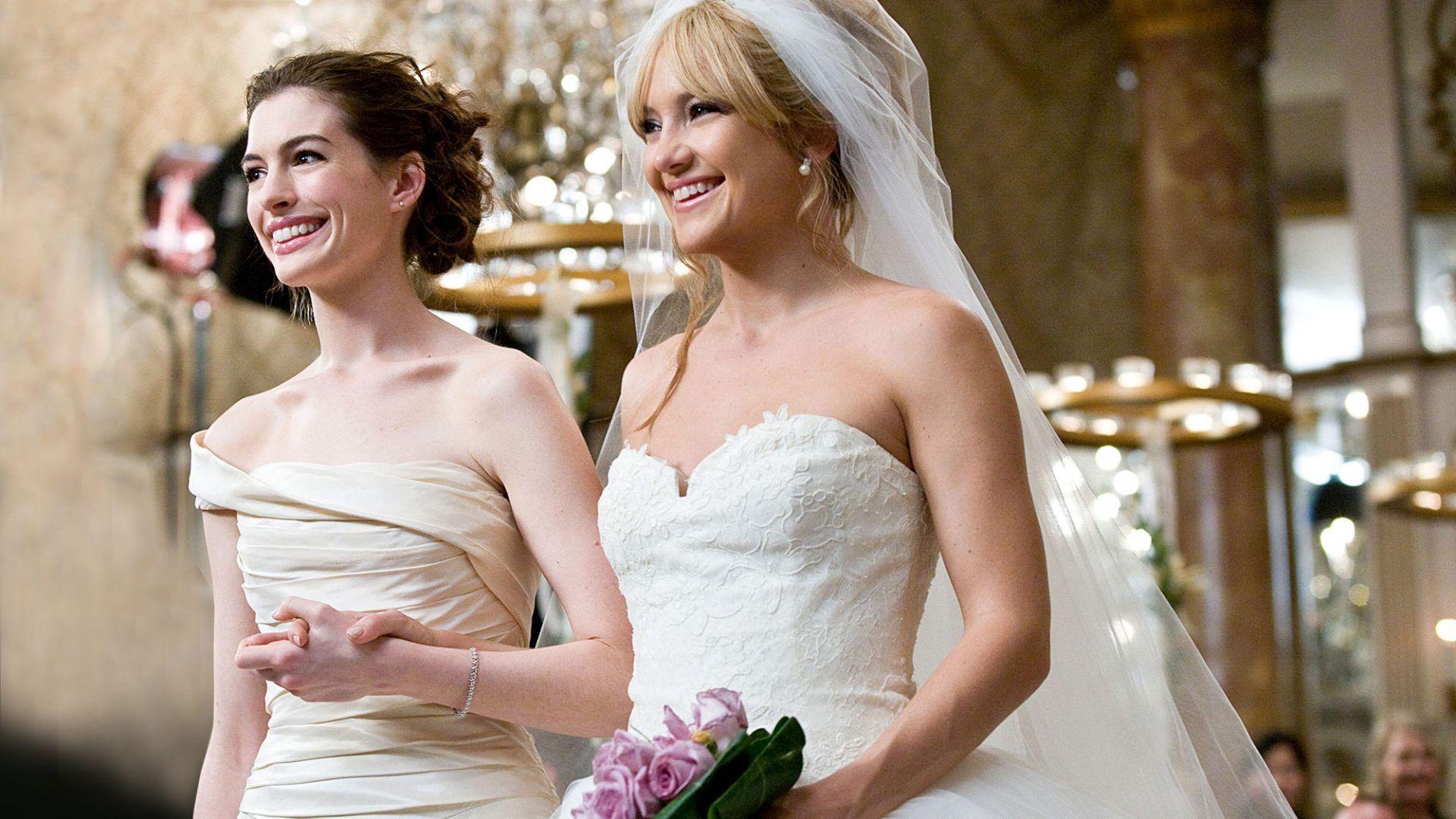 Bride Wars Movie Wedding Dresses Wedding Movies Bride Wars