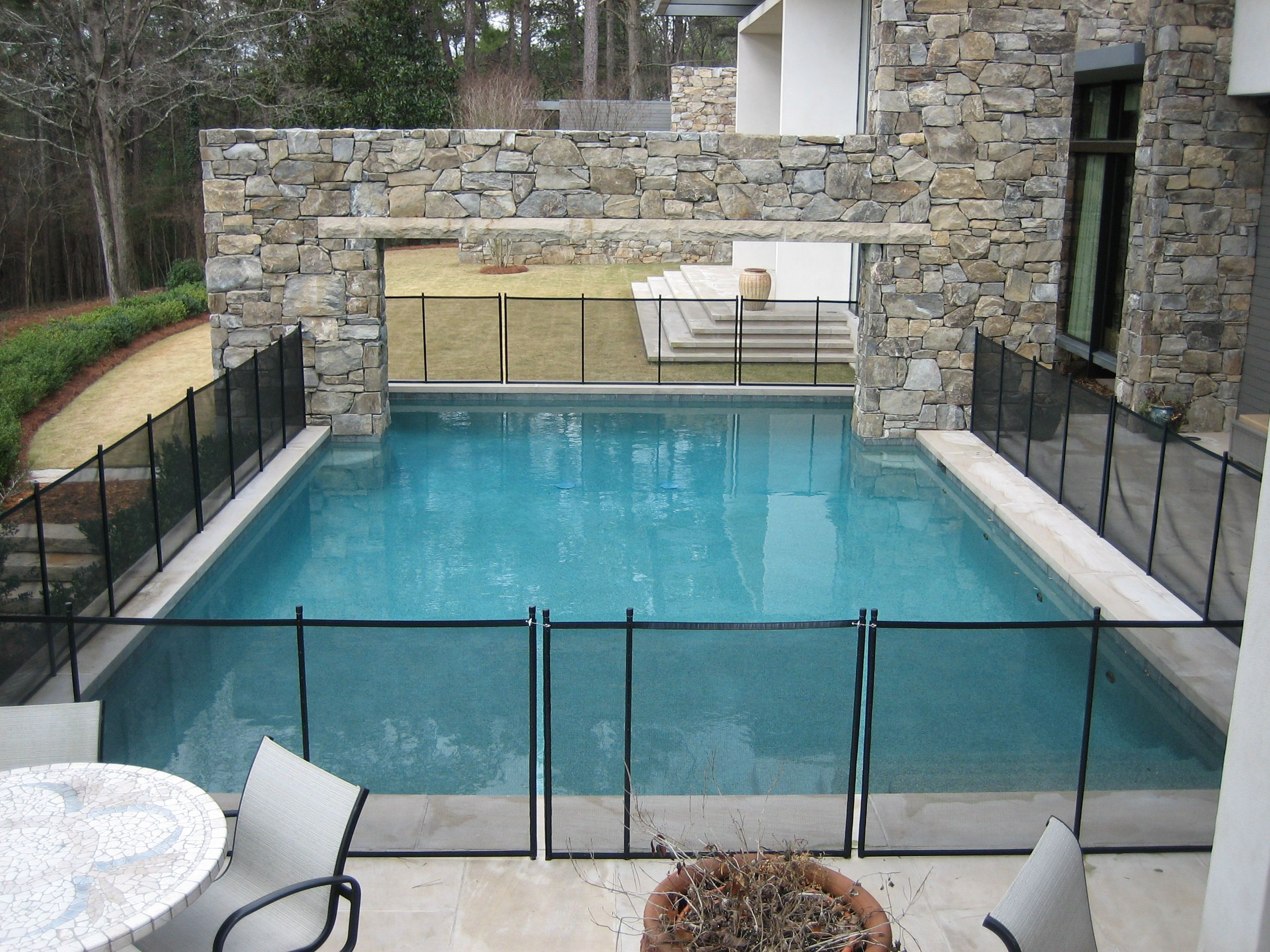 Listed below we have a look at 27 innovative swimming pool ...