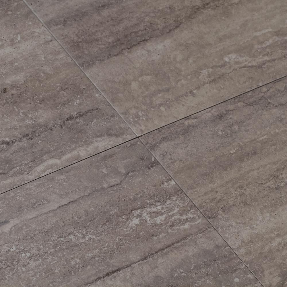 Msi trevi gris 6 in x 24 in glazed porcelain floor and wall tile glazed porcelain floor and wall tile 14 sq ft case dailygadgetfo Gallery