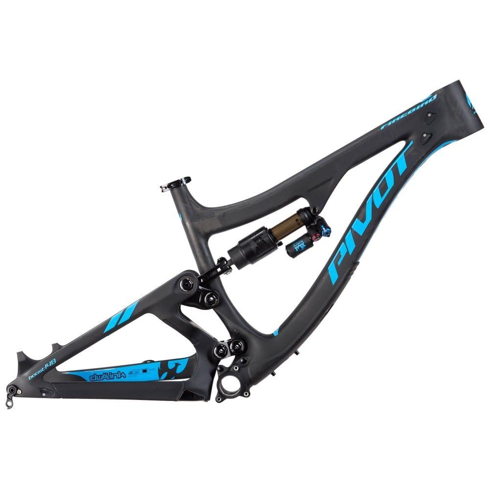 Pivot Cycles Firebird 27.5 Full Suspension Mountain Bike Frame ...