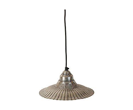 Lámpara de techo de Hierro - topo | LAMPARAS | Ceiling ...