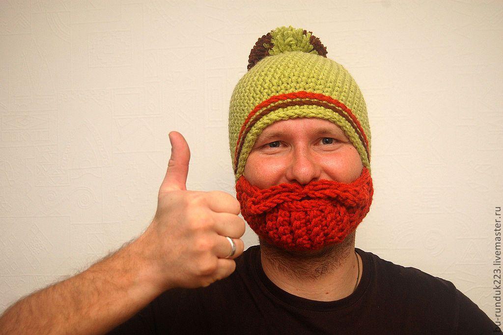 купить шапка с бородой шапка с бородой борода шапка шапка с