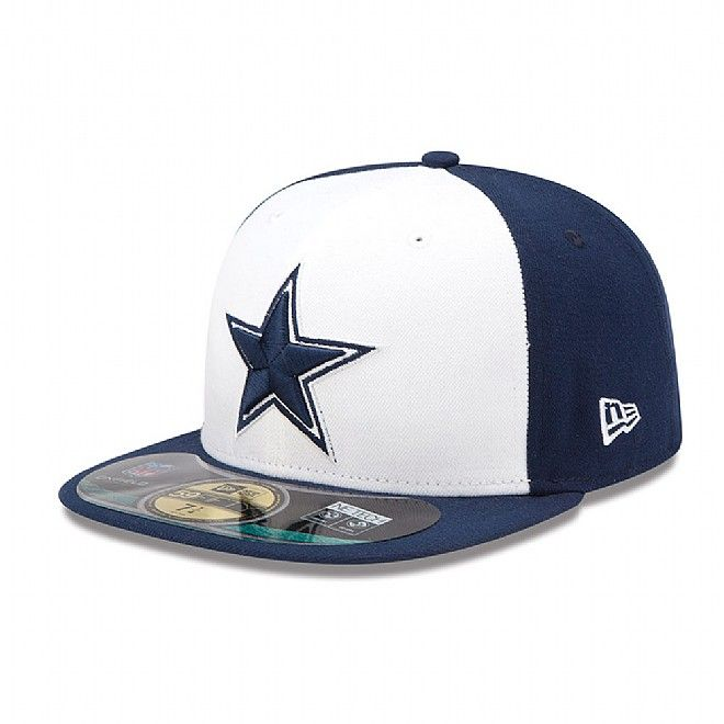 newest 27a39 049a8 New Era NFL Authentic On Field Dallas Cowboys Game 59FIFTY